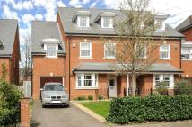 Terraced house in Guildford