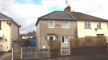 3 bedroom semi detached home in Maesteg Crescent...