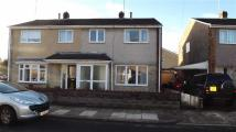 semi detached house in St Annes Drive...