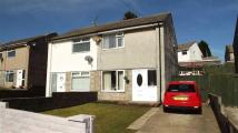 semi detached house for sale in Heol Seward, Beddau