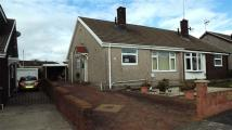 Semi-Detached Bungalow for sale in Meadow Crescent, Tonteg