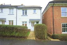 End of Terrace home for sale in The Lindens, Tenterden...