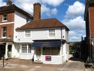 house in High Street, Tenterden...