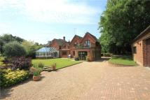 Detached house in Willesborough Road...