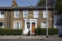 home in Hatcham Park Road...