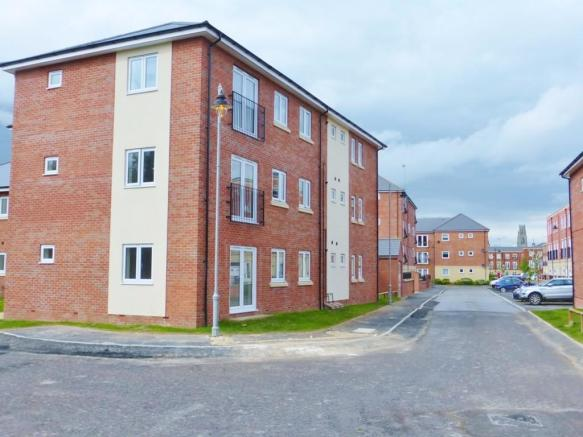 2 Bedroom Apartment For Sale In New Haven Terrace Haven Village Boston Lincolnshire Pe21 8fb