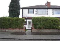 3 bed semi detached home to rent in Rothesay Road, Crumpsall...