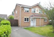 semi detached home to rent in Woodvale Road, Radcliffe...
