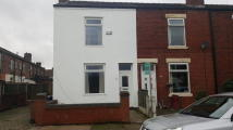 Terraced house in Thorpe Street, Eccles...