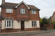 Detached property in Lynton Close