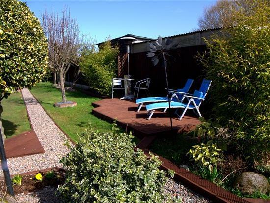 rear garden view four
