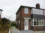 3 bed semi detached property in Hawthorn Road, Gatley...
