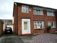 3 bedroom semi detached house in Blenheim Road...