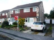 3 bed semi detached home to rent in Burleigh Close...