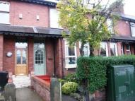 Manchester Road Terraced house to rent