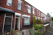 Terraced house in Cemetery Road South...