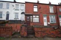 Terraced house in Bolton Road, Kearsley...