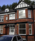 Flat to rent in Burton Road, Didsbury...