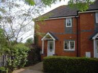 semi detached home in Ramsbury Drive...