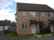 2 bedroom semi detached property to rent in Dewberry Down, Thatcham...