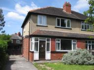 3 bed semi detached house in Talbot Road, Moortown...