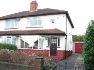 semi detached property for sale in Easterly Crescent...
