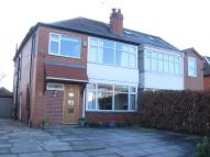 4 bed semi detached property in Westcombe Avenue...