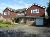 Detached home in Claygate, Esher, Surrey