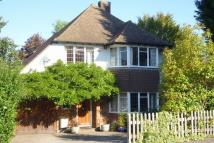 Detached property to rent in Claygate, Surrey