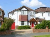Detached house in East Molesey
