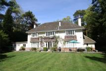 6 bedroom Detached house in BRANKSOME PARK, Dorset