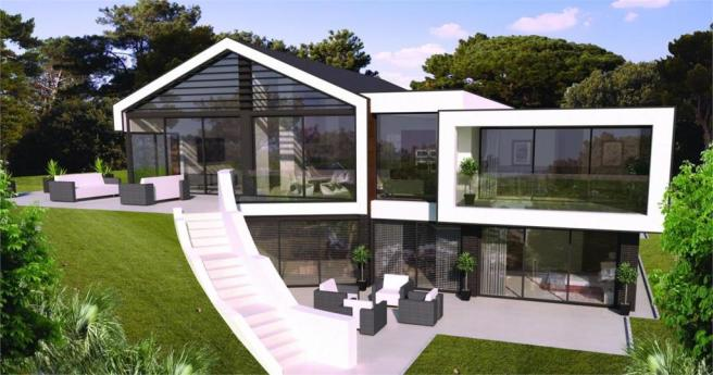 4 bedroom detached house for sale in bury road branksome