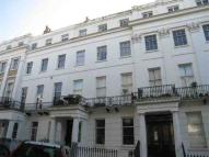 home for sale in Sussex Square, Brighton...