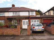 semi detached home in Hoe Lane, EN3