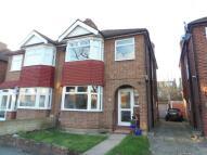 semi detached home in Amberley Road, EN1