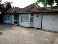 Detached Bungalow in Nottingham Road...