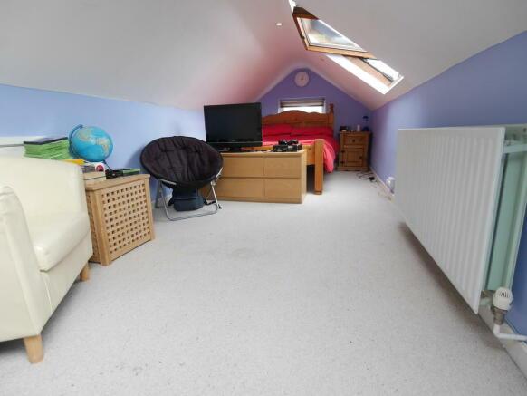 Second Floor Room