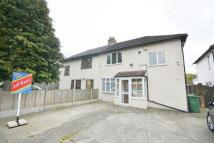 semi detached house to rent in Larkshall Road, Chingford