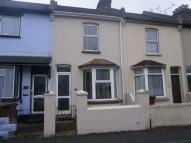 Terraced home in Charter Street...