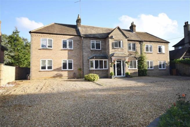 bedroom detached house for sale in boughton nn2