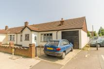 Edgehill Road Semi-Detached Bungalow for sale