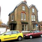 semi detached house in Park Road, SW19