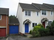 2 bedroom End of Terrace property to rent in Shelley Close, Yeovil...