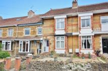 Terraced property in Listers Hill, Ilminster...