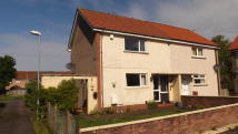 2 bed semi detached property in Bilby Terrace, Irvine...