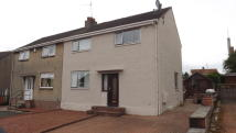 3 bedroom semi detached house in Garry Place, Kilmarnock...