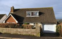 3 bedroom Detached Bungalow in Pine Grove, Honiton...