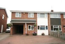 semi detached house for sale in Greenacres Way, Newport...
