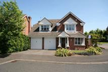 Detached home in Checkley Lane...