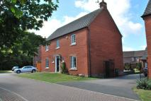 4 bedroom Detached house for sale in Ryder Drive, Muxton...